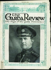 Garda Review issue from 1925
