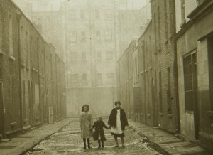 Faithful Place, Dublin, 1913. From the Darkest Dublin Collection (RSAI)