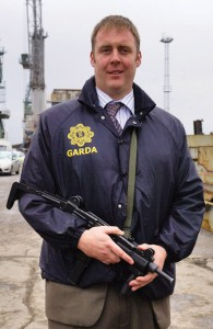 Detective Garda Adrian Donohoe RIP, tragically murdered in 2013