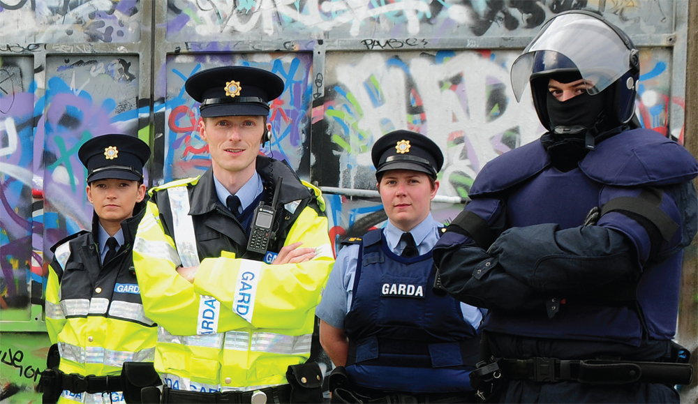 G-Force raised the visibility of LGBT members but find the language issue within An Garda Síochána needs to be addressed.