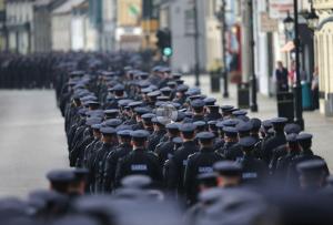 Garda Funeral www.gardreview.ie
