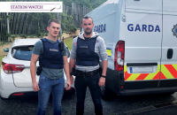Cool Kats: Gardaí MJ Carroll and Paul McDonnell of the K-KATS Unit