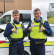 Garda Matthew Lenehan and Garda Alan O'Hanlon. Exactly the type of young Frontline gardaí you would want calling to you in a crisis