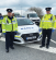 There are a number of primary and secondary routes surrounding Mallow allowing for large volumes of traffic. Sadly, there are therefore a number of non-fatal and fatal accidents being investigated at any given time. Pictured, Garda John Parker, Roads Policing, and Sergeant-in-Charge, Tony Cronin, Roads Policing.