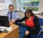 """Garda Colm Gleeson and Ms. Sarah Brown are considered, """"duty planning royalty"""" and form part of a wider team who ensure that Dún Laoghaire Station sets the benchmark for all that will follow."""