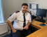 above: Destined for the top, Dún Laoghaire station boss, Superintendent Barry Walsh, is a member of the Force now for almost 24 years, most of which have been in operational policing - always a tick box with the Frontline.